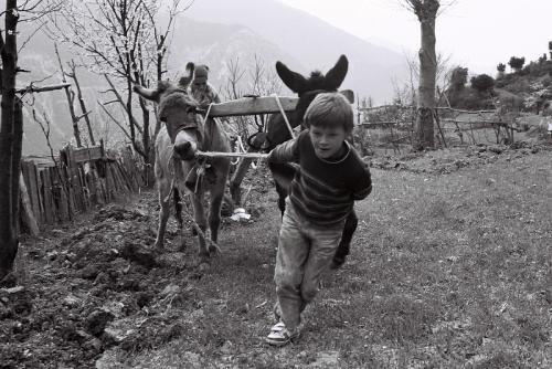 Στη δεκαετία του '80 © Γιάννης Καστρίτσης