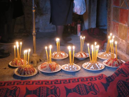 Έθιμο του Αγίου Δημητρίου © Δημήτρης Παπαδιάς