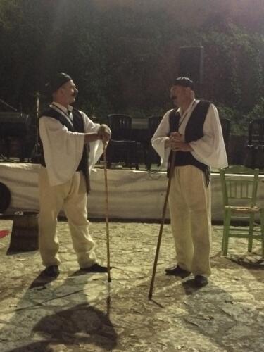 Γιορτή Αναβίωσης Παραδοσιακού Τρόπου Ζωής Τ.Κ. Ραπτοπούλου