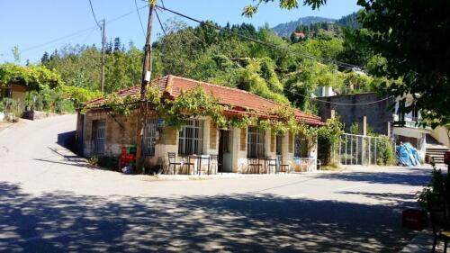 Παραδοσιακό καφενείο στο κέντρο του Λημερίου © Ντίνος Αλέστας