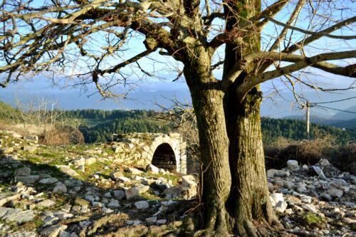 Τα απομεινάρια μιας άλλης εποχής © Ευαγγελία Διαμαντοπούλου