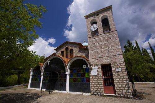 Η Κοίμηση της Θεοτόκου στη Βίνιανη © Πάνος Καντερές