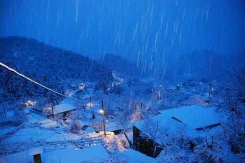 Λευκά ξημερώματα στο Λημέρι © Ντίνος Αλέστας