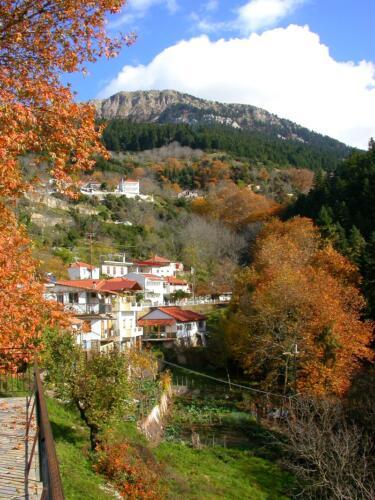 Φθινόπωρο στο Λημέρι © Ντίνος Αλέστας
