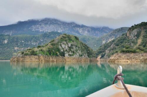 Λίμνη Κρεμαστών © Γιάννης Μπουμπουρής