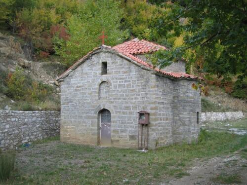 Μοναστήρι της Παναγίας Τροβάτου © Σύλλογος Τροβάτου