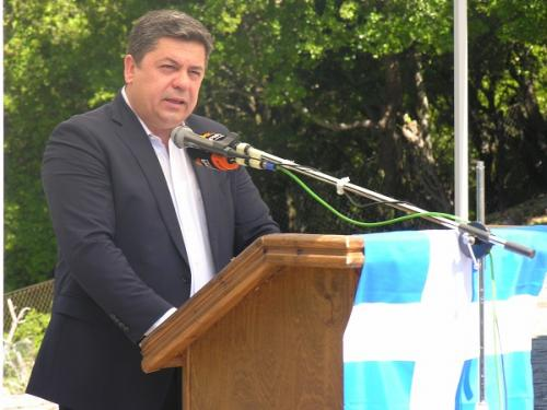 Ομιλία Δημάρχου, Π. Βίνιανη