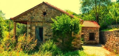 Σπίτι στον ιστορικό οικισμό Παλιάς Βίνιανης © Γρηγόρης Αντωνίου