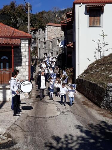 Στιγμιότυπο παρέλασης