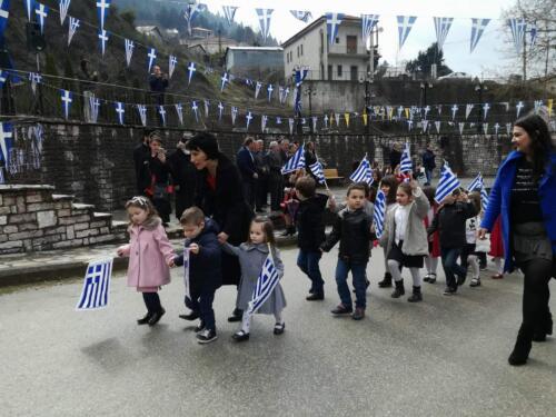 Παρέλαση Ραπτόπουλο