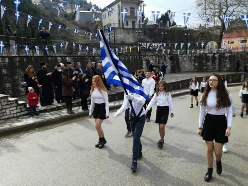 Παρέλαση, Ραπτόπουλο