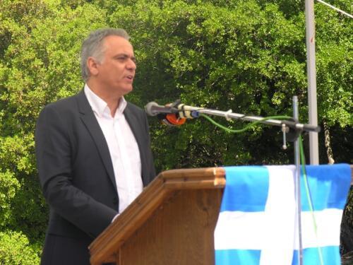Ομιλία Υπουργού κ. Σκουρλέτη
