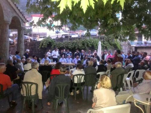 Συνελεύσεις Κ. Μπακογιάννη στο Ραπτόπουλο