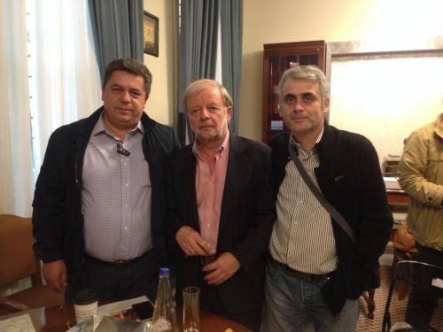 Από τη συνάντηση για τη δημιουργία ταινίας για την ζωή του ήρωα Κατσαντώνη3