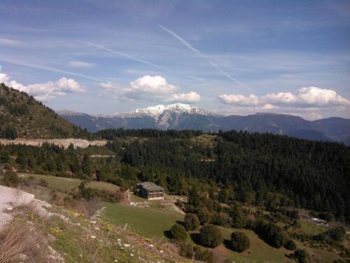 Μερική μόνο άποψη από τη θέα από το Κερασοχώρι © Έλλη Γατή